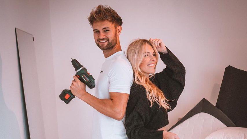 Kurz nach Outing: Daniel Lott zieht mit Freundin zusammen