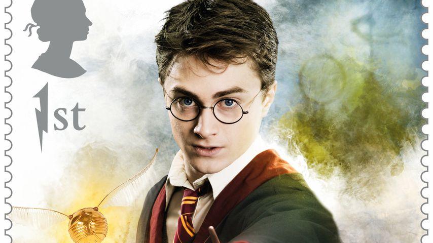 "Magische Post: ""Harry Potter""-Stars jetzt als Briefmarken"