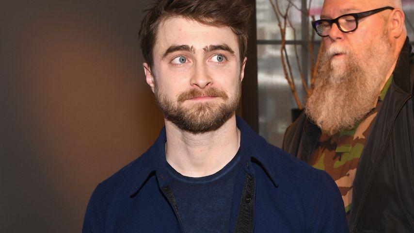 "Kurioser ""Harry Potter""-Klo-Fakt: Daniel Radcliffe entsetzt!"