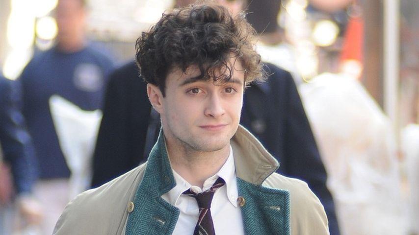 Daniel Radcliffe zeigt neue, wilde Lockenpracht