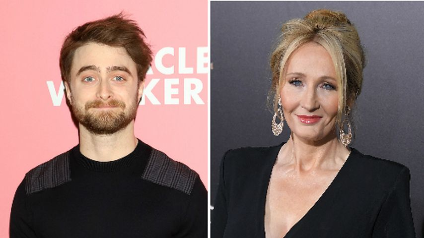 Daniel Radcliffe erwidert J.K. Rowlings Trans-Bemerkung
