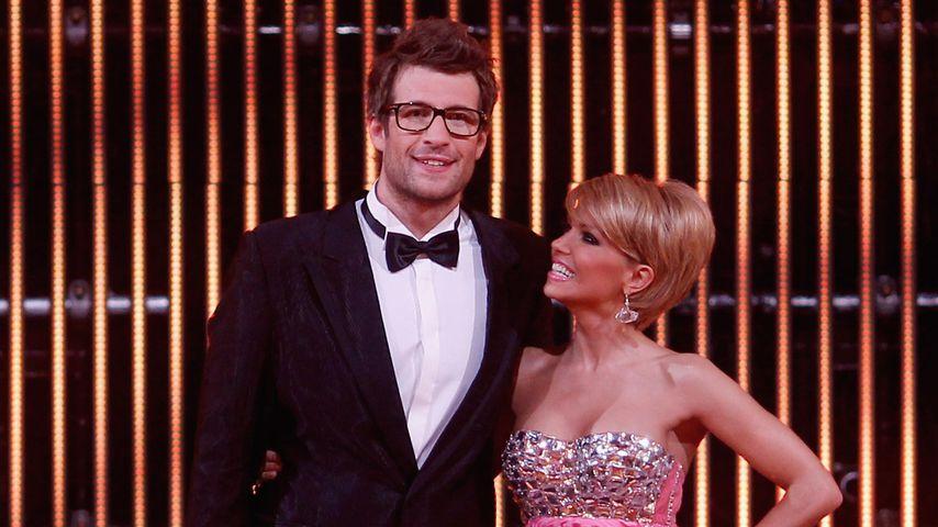 """Daniel Hartwich und Sylvie Meis bei """"Let's Dance"""" 2011"""