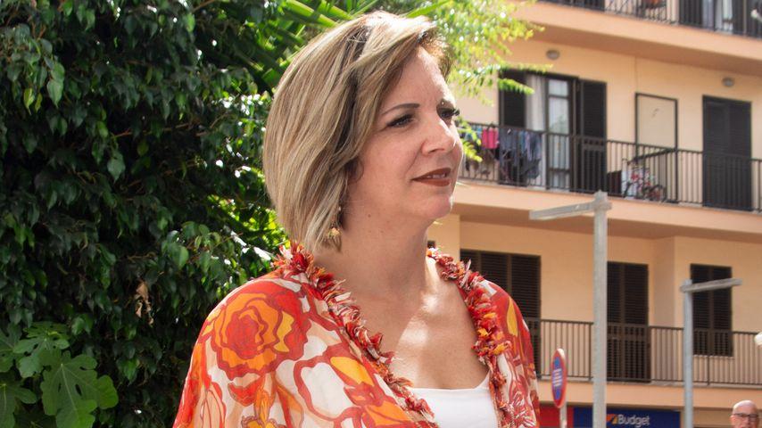 Daniela Büchner auf Mallorca