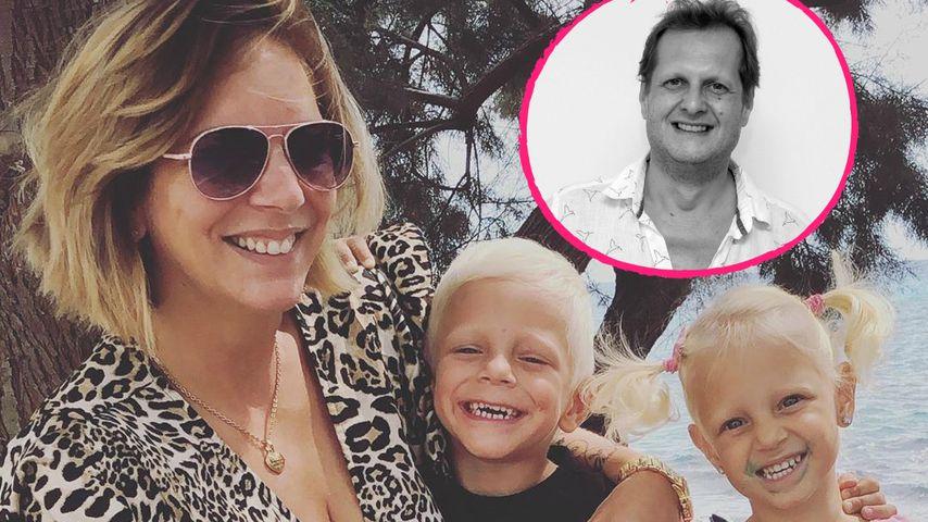 Noch zu klein: Büchner-Twins wissen nichts von Jens' Tod