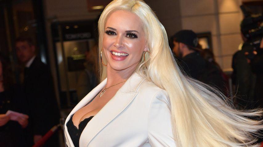 Daniela Katzenberger im November 2019