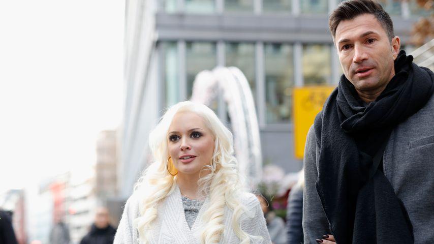 Daniela Katzenberger und Lucas Cordalis im November 2016 in Köln