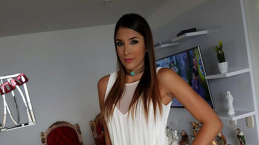 Spielerfrau Daniela Ospina