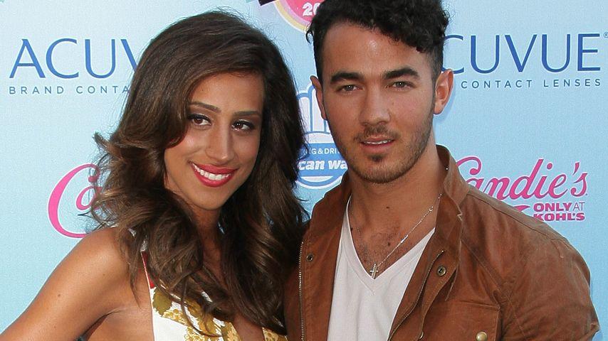 Süße Baby-Botschaft: Kevin & Danielle Jonas erwarten 2. Kind