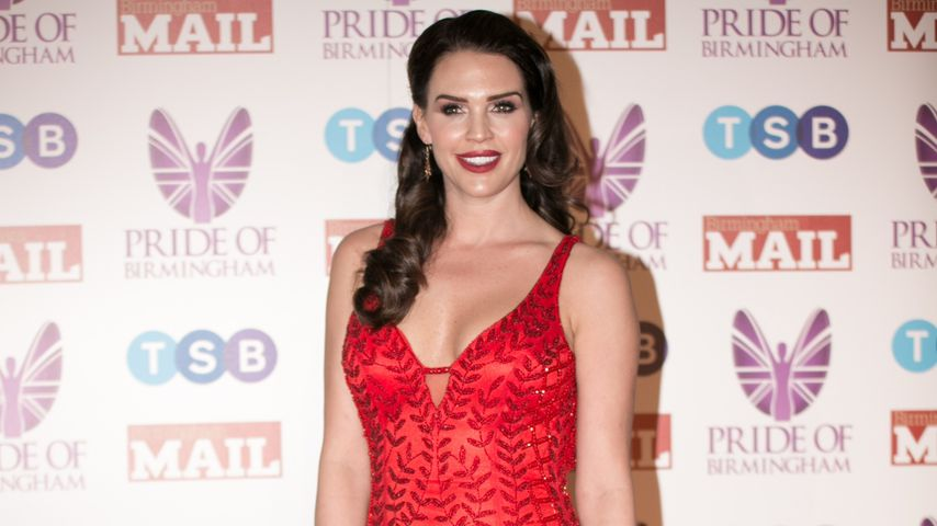 Unrealistischer After-Baby-Body? Web-Hate für Danielle Lloyd