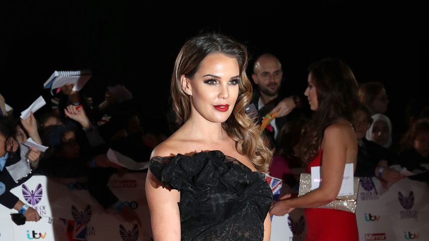 Danielle Lloyd bei den Pride Of Britain Awards 2016