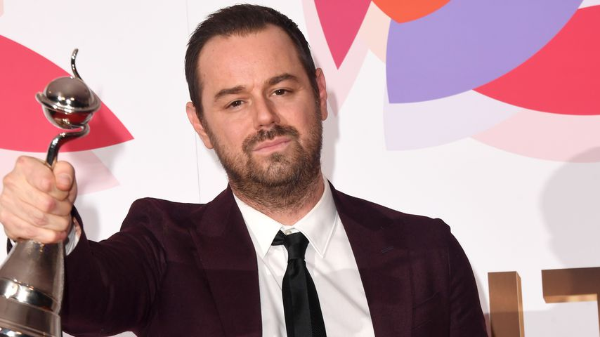 Danny Dyer bei den National Television Awards im Januar, 2019 in London