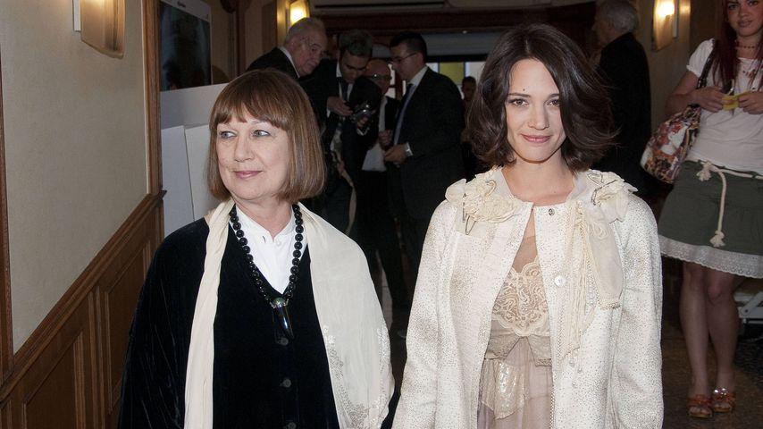 Daria Nicolodi und ihre Tochter Asia