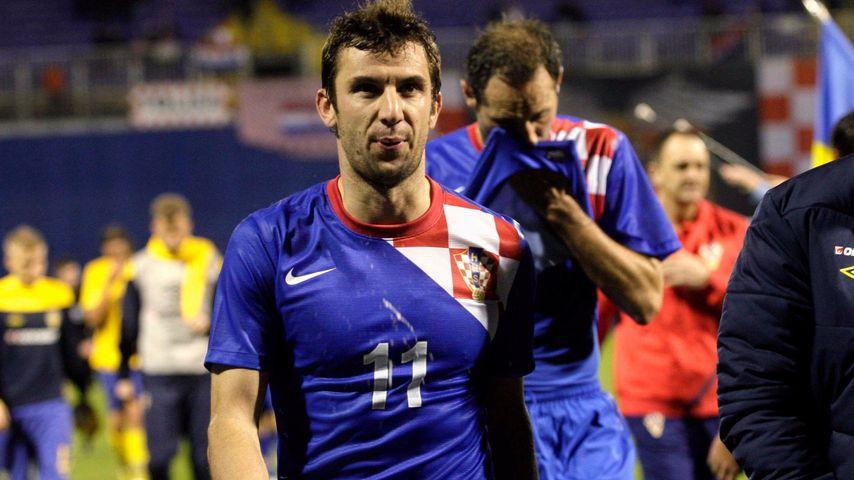 Dario Srna, Nationalspieler von Kroatien