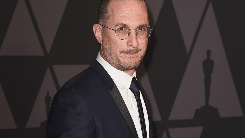 Darren Aronofsky in New York bei einer Awardverleihung