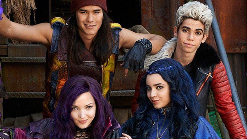 Disney-Revival: Die Kinder der Bösewichte wollen die Macht!