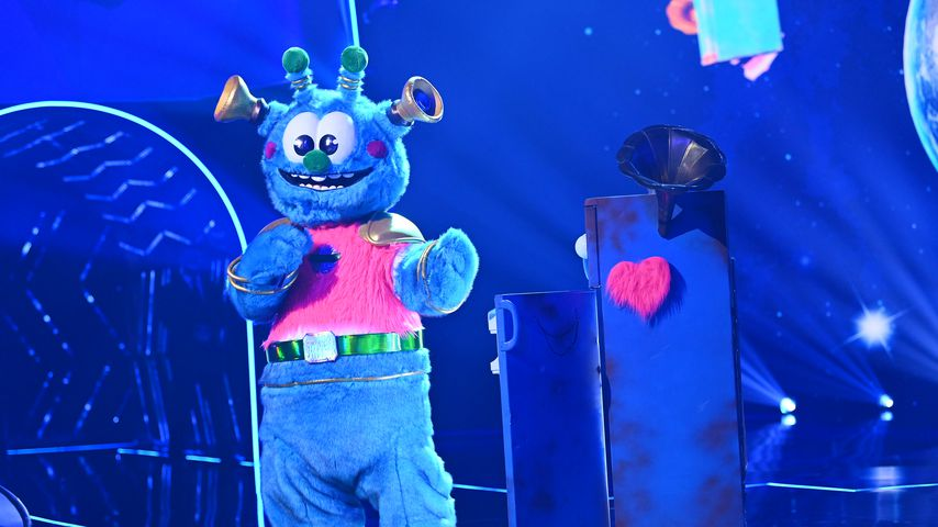 """Das Alien bei """"The Masked Singer"""""""