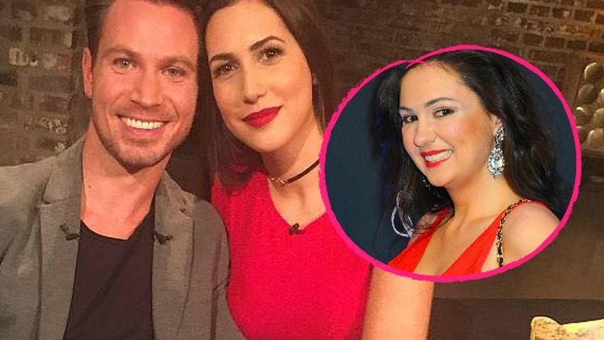 Ex-Bachelor-Kandidatin Ilona: Megaverzückt von Basti & Clea