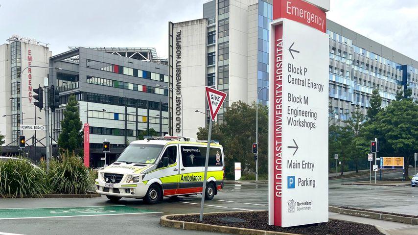 Das Gold Coast University Hospital in Southport