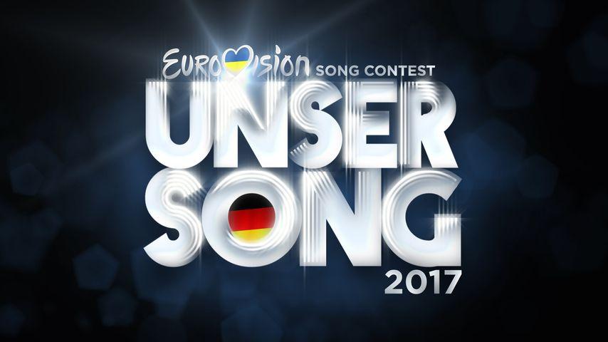 """Das Logo von """"Unser Song 2017"""""""
