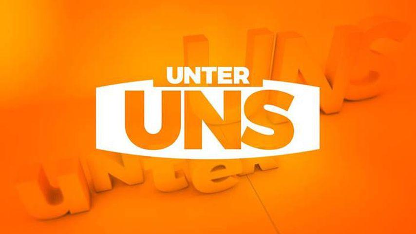 """Das neue """"Unter uns""""-Logo"""