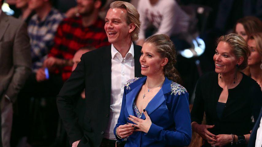 Werner Mürz und Victoria Swarovski