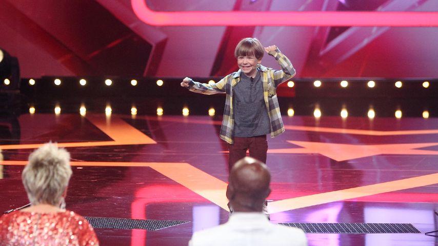 Supertalent: Dieser kleine Knirps bietet Dieter die Stirn!