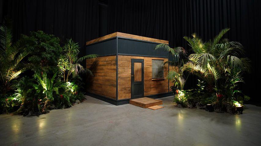 """Das Tiny House von """"Ich bin ein Star - Die große Dschungelshow"""""""