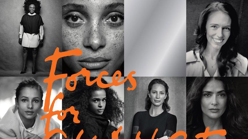 Titelbild der Vogue-Ausgabe vom September 2019