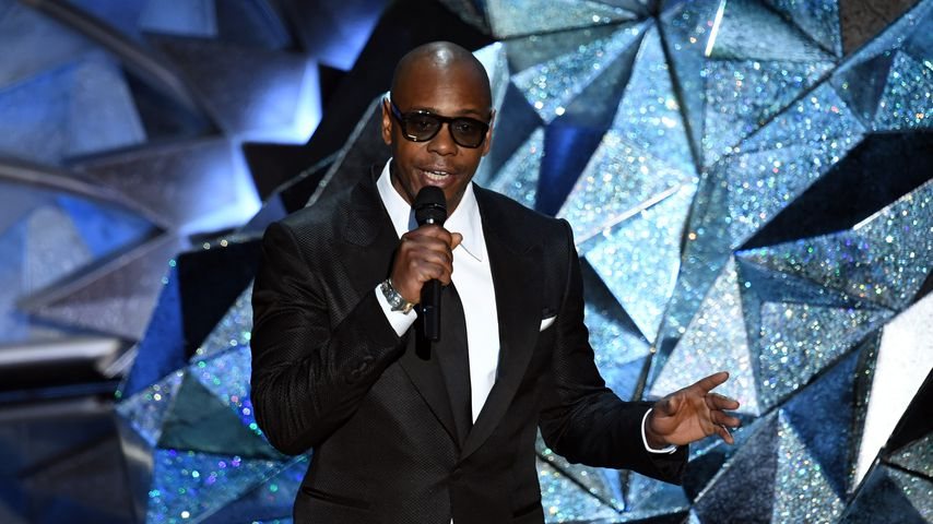 Dave Chappelle bei der 90th Annual Academy Awards-Show