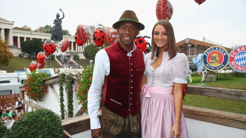 Seit 6 Jahren: Bayern-Star David Alaba liebt Profisportlerin