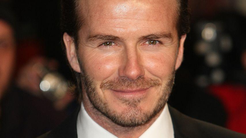 """Wie süß! David Beckham weint bei """"Friends"""" und Co."""