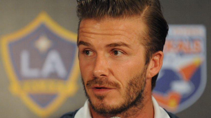 David Beckham, Sportler