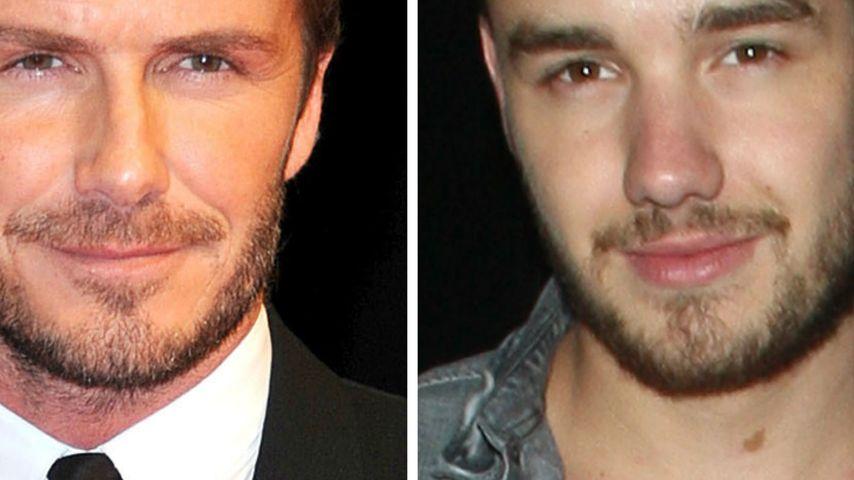 Liam Payne will David Beckham-Lookalike sein