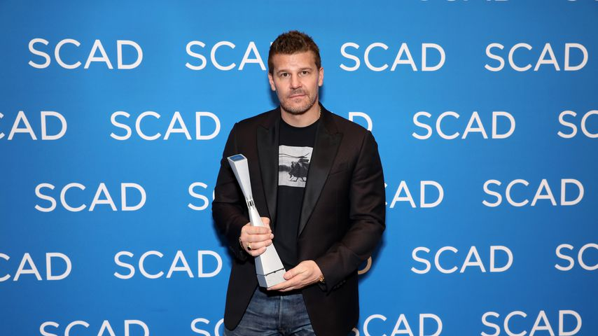 David Boreanaz bei den Seal Team Awards