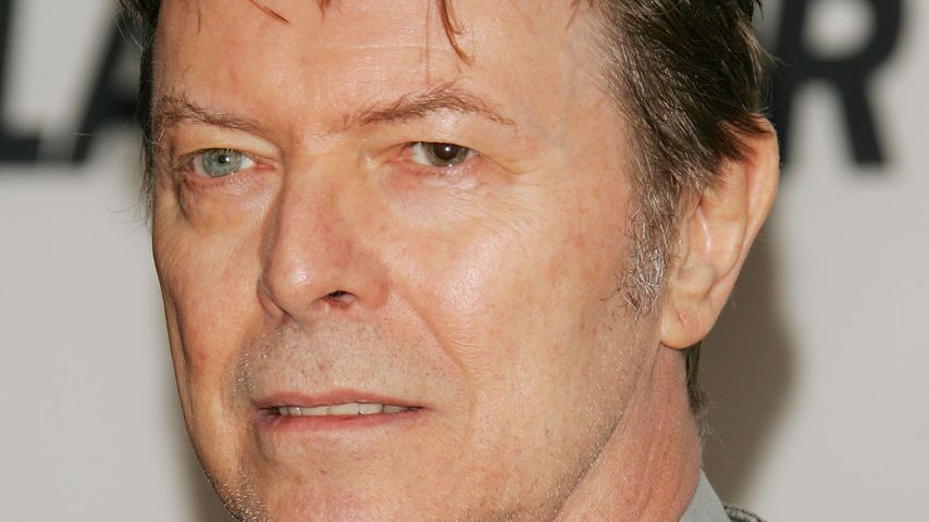 David Bowie, Sänger