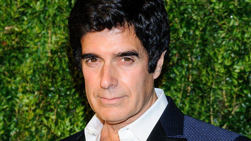 Sie war 17: David Copperfield soll Teenie missbraucht haben