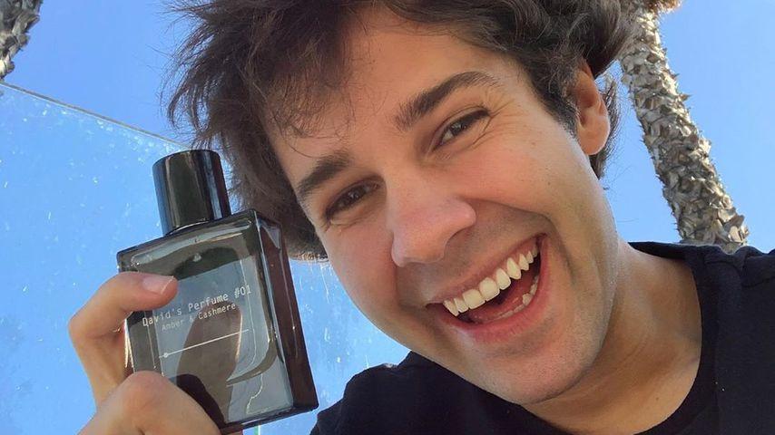 David Dobrik im Oktober 2020