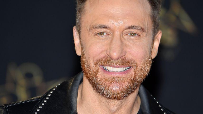David Guetta bei den 20. NRJ Music Awards in Cannes
