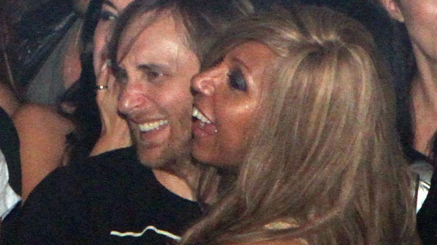 Cathy Guetta: Das ist die Frau hinter DJ-David