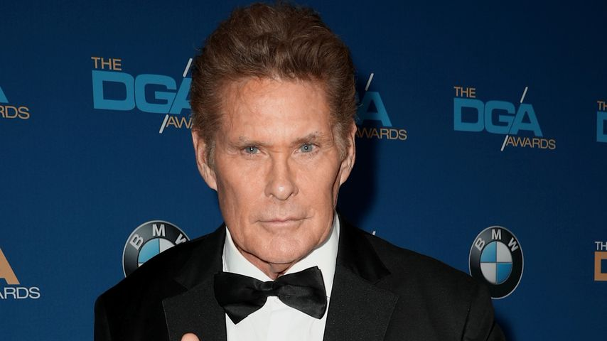 David Hasselhoff bei den Directors Guild Of America Awards 2018