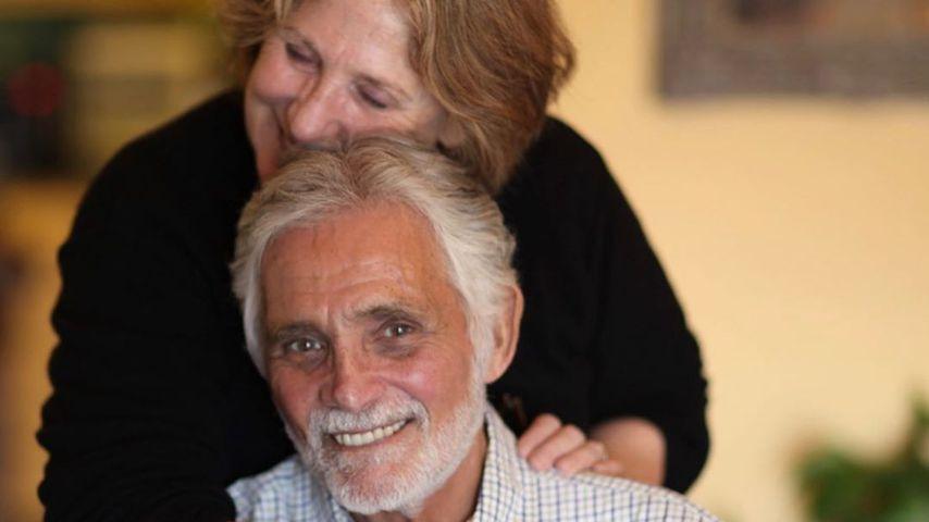 David Hedison mit seiner Frau