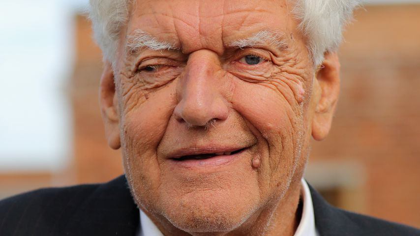 David Prowse im August 2016 in Lytham St Annes, England