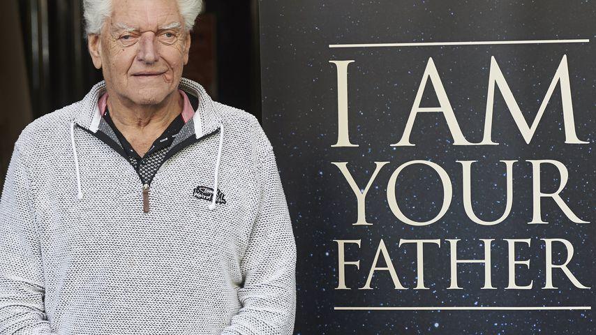 """Darth-Vader-Darsteller Dave bekam """"Star Wars""""-Beerdigung"""