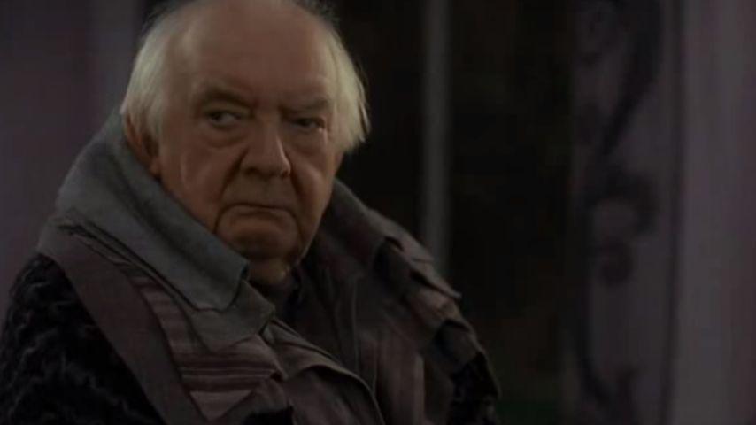 """Harry Potter""-Schauspieler David Ryall ist tot"