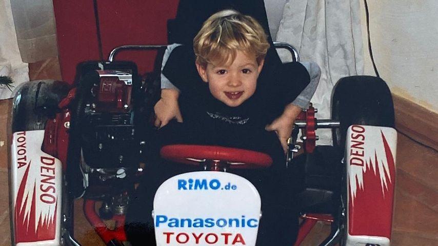 David Schumacher, Sohn von Ralf Schumacher