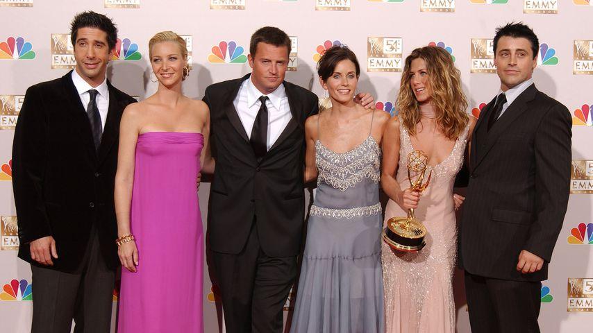 """Auf dem Red Carpet: """"Friends""""-Star posiert mit Tochter (4)"""