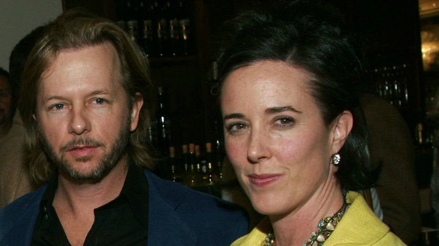 David Spade und Kate Spade auf einer Vernissage in Los Angeles