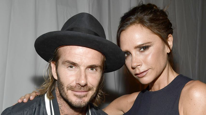 David und Victoria Beckham in Los Angeles