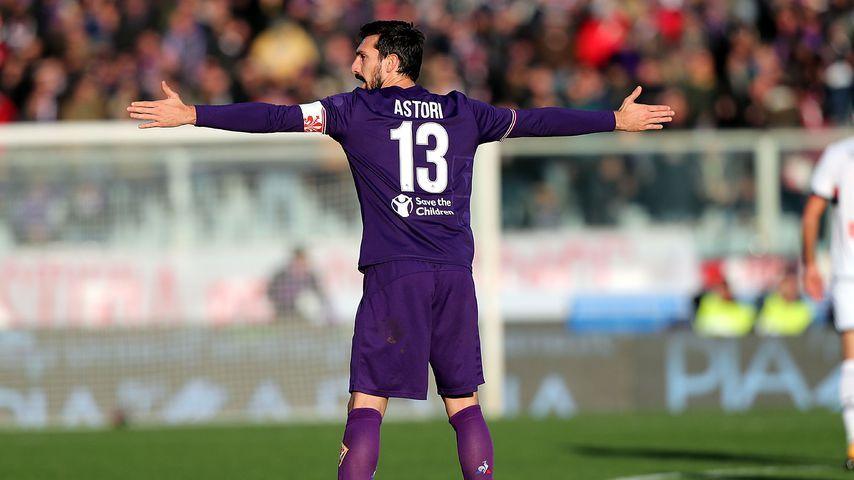 Für Astori (†31): Verein vergibt seine Rückennummer nie mehr
