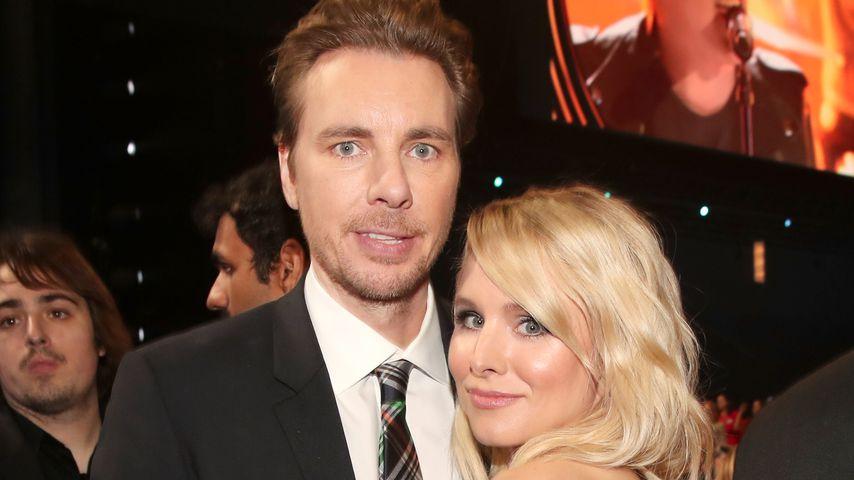 Kristen Bell lernte ihren Mann durch ein Kaugummi kennen